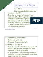 RLocus Analysis Design