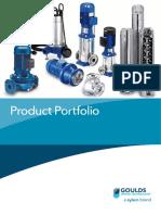 MEA Gouds Product Portfolio