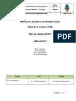L3-ML-001 Manual de Laboratorio de Biologia Celular