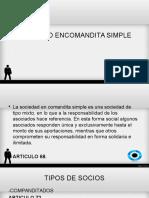 Sociedad Encomandita Simple