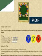 Jactus Game Rules
