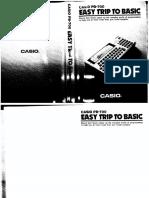 Casio PB-700 Comp
