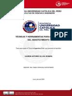 2009 Tecnicas y Herramientas Para La Gestion Del Abastecimiento