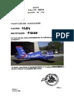 Manuel de Vol MS880B F-GLGK