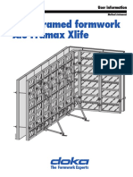 Introduction of Abs Plastic Formwork as an Alternative Option to