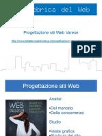 Progettazione siti internet Varese e Provincia