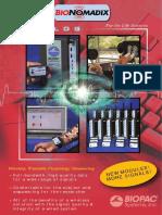 BioNomadix Catalog