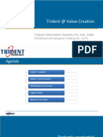 Trident Capability Presentation -Lite