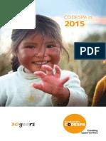 2015 Annual Report Codespa