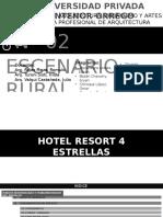 Hotel Resort 4 Estrellas
