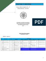 Jadwal Kelas Reg & Eks a 37-34