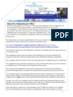 Ombudsman December 28 2007