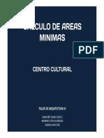 CALCULO+AREAS+MINIMAS