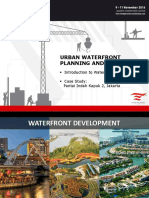 Urban Waterfront Planning and Design Finalpptx Autosaved