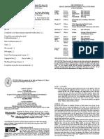 notice sheet 21st may 2017