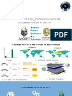 Electricfied Transportation for Cdg Group