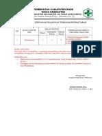 7.1.1. 06. Form Hasil Survei Kepuasan Pelanggan