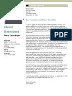114 Net Profile Cover Letter