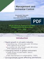 Waste Mgmt & Env Control
