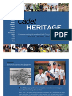 CAP Cadet Program History