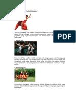 Kliping Seni Budaya Jawa