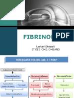 TM2.FIBRINOLISIS