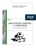 FAQs on Unauthorized Transfer or conveyances.pdf