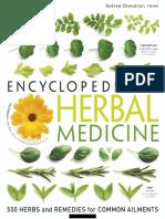 Encyclopedia of Herbal Medicine - 3rd Edition (DK Publishing) (2016)