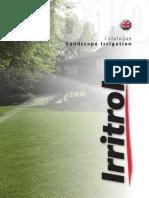 Catalogo Irritrol