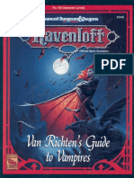 AD&D - Van Richten's Guide to Vampires.pdf