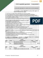Corrigé DCG Comptabilité Approfondie 2008