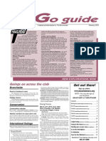 February 2010 Go Guide Newsletter The Mountaineers