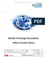 REUSE AREA FB Design Description