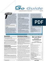April 2010 Go Guide Newsletter The Mountaineers