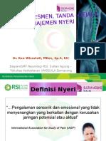 Patofisiologi Nyeri.