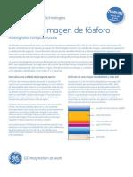 Phosphor Imaging Plates Brochure Espanol