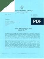 L'expertise médicale et le PV de police attestant de l'agression du diplomate marocain