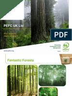 PEFC UK Presentation 2017