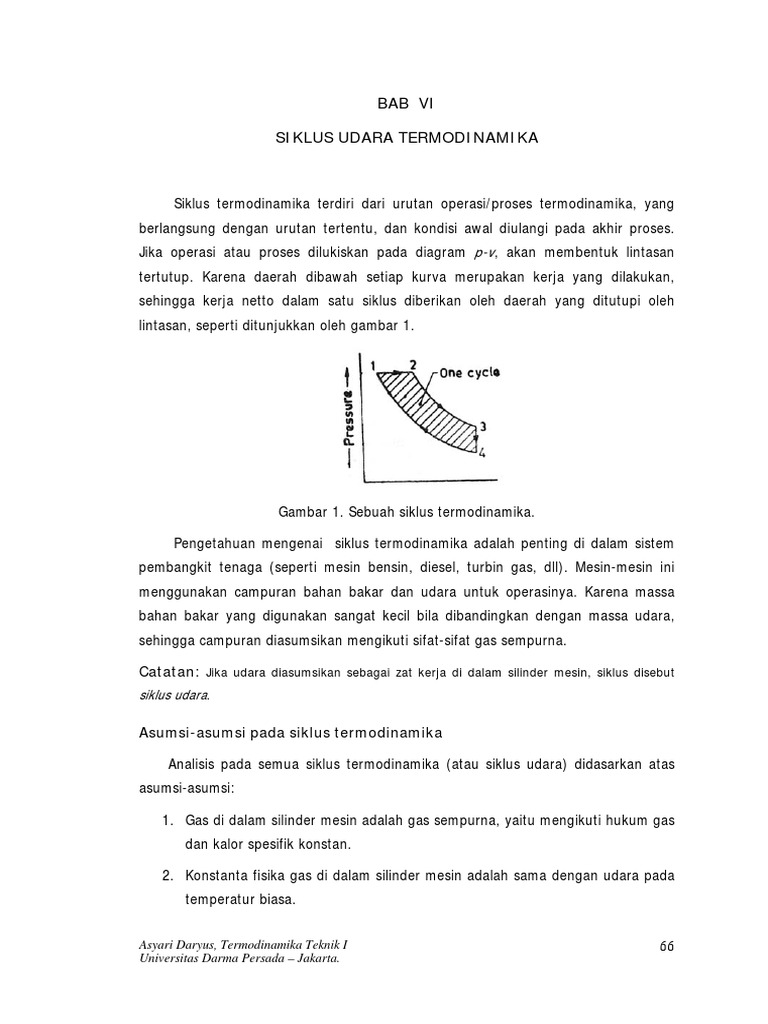 Bab vi siklus udara termodinamika ccuart Images