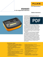 FolletoESA620E Seguridad Electrica