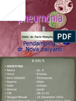 Present Pneumonianew