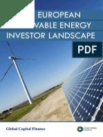 The European Renewable Energy Investor Landscape