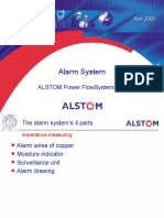 Alarm System Alstom