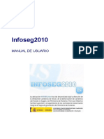 Infoseg 2010 - Manual de Usuario