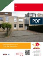 Brochure - Oloieslagershorst 111, Apeldoorn