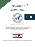 Cuadernillo Matemtica 2017