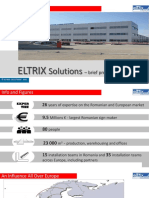 ELTRIX Solutions - Your Signage Solutions Partner - 2017