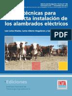 Pautas Técnicas Para La Correcta Instalación de Los Alambrados Eléctricos