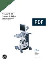Voluson-s8 User Manual
