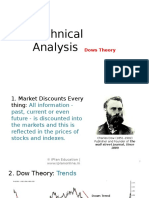 Know about Dows Theory in Stock Market